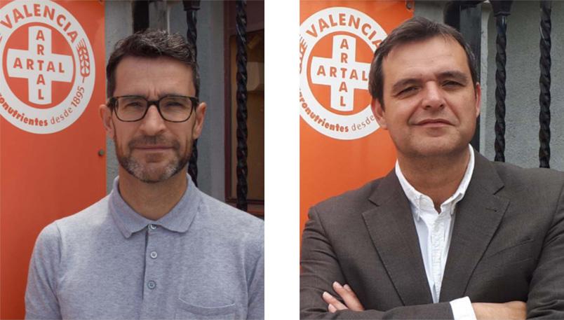 Francisco et Juan Artal Huerta, 3<sup>ème</sup> Génération de ARTAL Smart Agriculture - Valence, Espagne